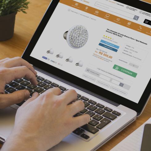 Por que melhorar o layout do e-commerce pode aumentar a taxa de conversão?